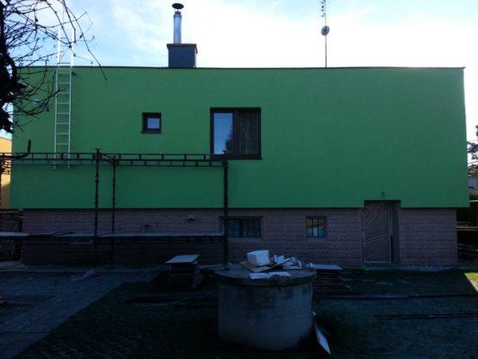 Nová zelená úsporám 2015 Frýdek - Místek