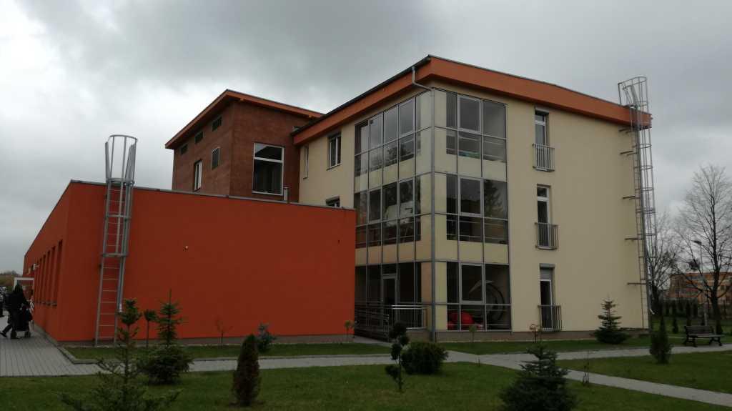 Energetický audit Domov Havířov