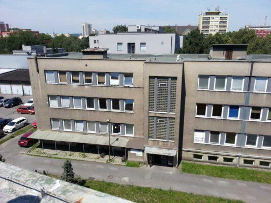 Energetický audit Hornická poliklinika Ostrava