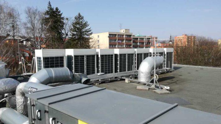 Energetický audit Poliklinika Agel Nový Jičín