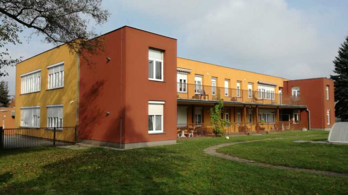 Energetický audit Domov Petřvald
