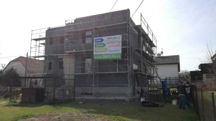 Nová zelená úsporám Ostrava - Poruba